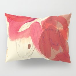 gestural abstraction 01 Pillow Sham