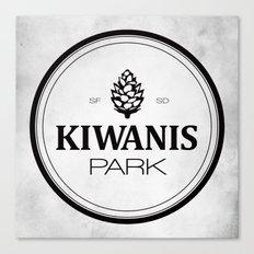 Kiwanis Park Canvas Print