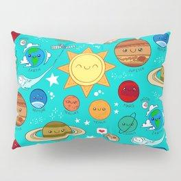 Planet party Pillow Sham
