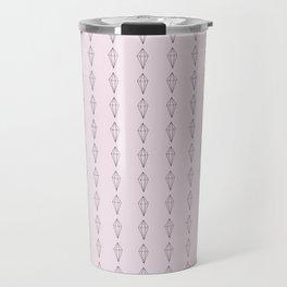 Pink Prism Travel Mug