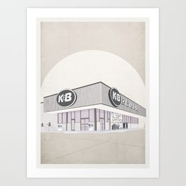 I Assure You, We're Open (clerks) Art Print