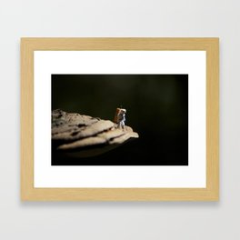 Home Planet #6 Framed Art Print