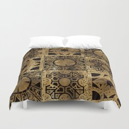 Lament Configuration Spread Duvet Cover