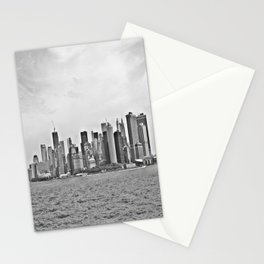 I Left My Heart in New York City Stationery Cards