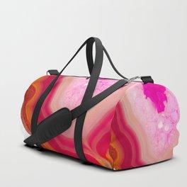Candy agate Duffle Bag