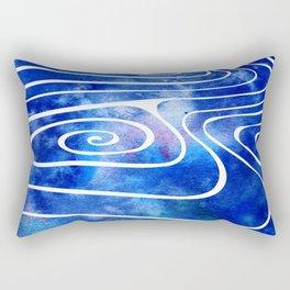 Tide XVIII Rectangular Pillow