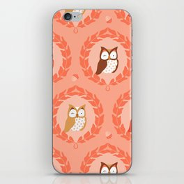 Sweet Owlies - Dawn iPhone Skin