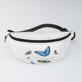I am fearfully and wonderfully made Fanny Pack