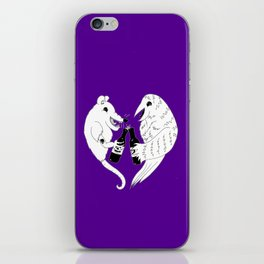 Baltimore Pride iPhone Skin