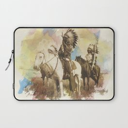 Sioux Chiefs Laptop Sleeve