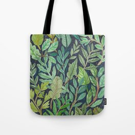To The Forest Floor Tote Bag
