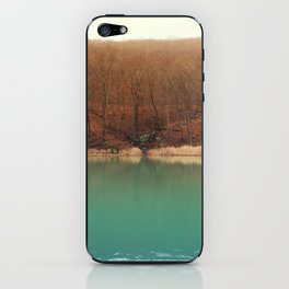Devil's Den Lake View iPhone Skin