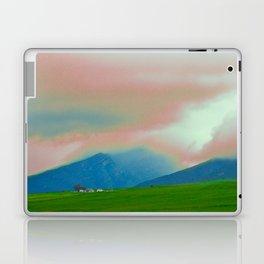 Rainy Picketberg Laptop & iPad Skin