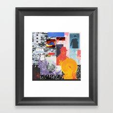 Jodorowsky Starter Jacket Framed Art Print