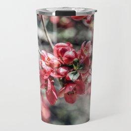 Spring Flowers Travel Mug