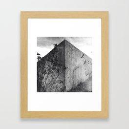 Obelisk Framed Art Print