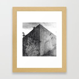 Obelisk Framed Art Print