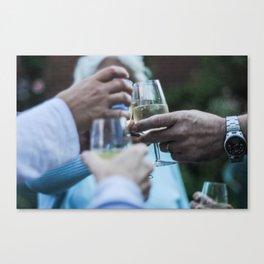 """cheers"" Canvas Print"
