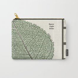 Space and Light and Order Quote #1 Carry-All Pouch