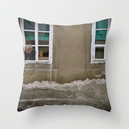 italian Throw Pillow