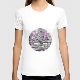 Droplets in Times Square No.3 T-shirt