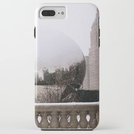 Snowy Bean iPhone Case