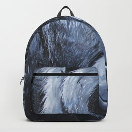 Striving to Live in Peace Backpack