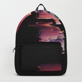 Pixel Forest Backpack