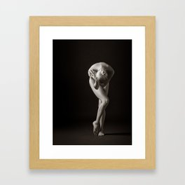 Tiny Dancer Framed Art Print