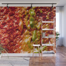 Thermal ecosystem Wall Mural