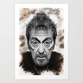Al Pacino - Caricature Art Print