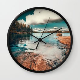 Belle Svezia Wall Clock