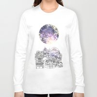 cincinnati Long Sleeve T-shirts featuring Cincinnati Fairy Tale by Signe