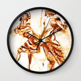 Ode to Dunham Wall Clock