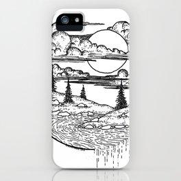 Little islands iPhone Case