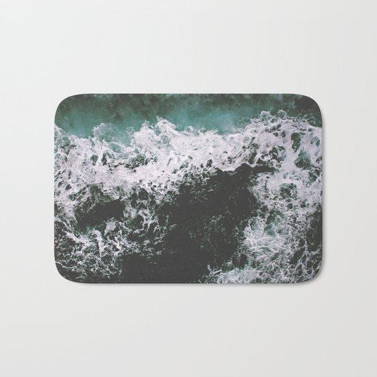 Rough Waters Bath Mat