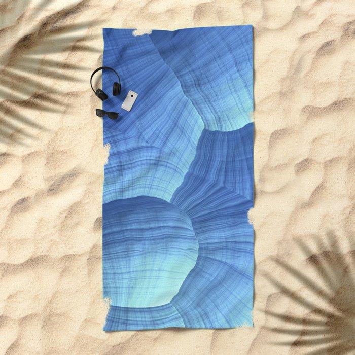 Stoned Beach Towel