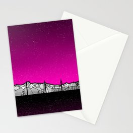 Kenai Mountains Stationery Cards