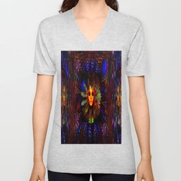 The Outer Limits  Unisex V-Neck
