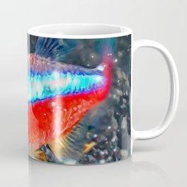 Neon Tetra Coffee Mug