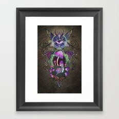 Sigil #1 Framed Art Print