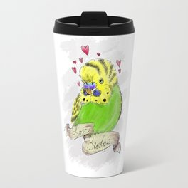 Love Budge Travel Mug