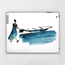 The Fisherman Laptop & iPad Skin