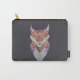Fox Totem Carry-All Pouch