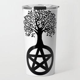 Tree Pentacle Travel Mug