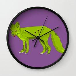 Frederick the Zomfox Wall Clock