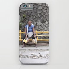 those who feel the breath of sadness... Slim Case iPhone 6s