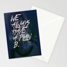 Stiles Stilinski - Sciles - 2 Stationery Cards