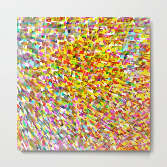 color space Metal Print