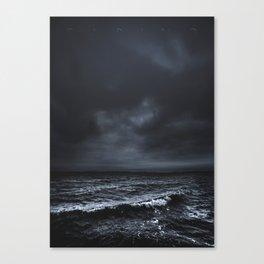 I´m fading Canvas Print